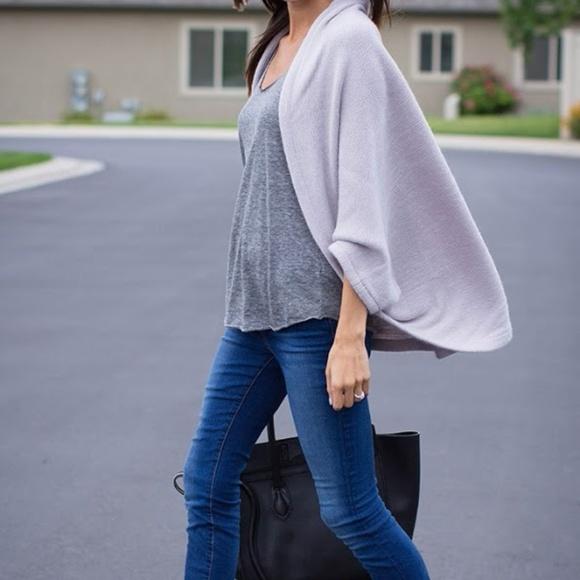 63da1adf89 Ily Couture Sweaters - ILY Couture Knit Shawl